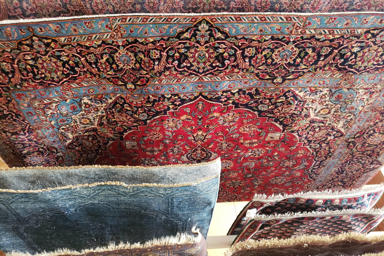 Persian, oriental rug & antique carpets